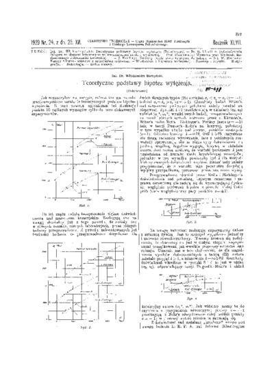 Czasopismo Techniczne 1929 nr 24