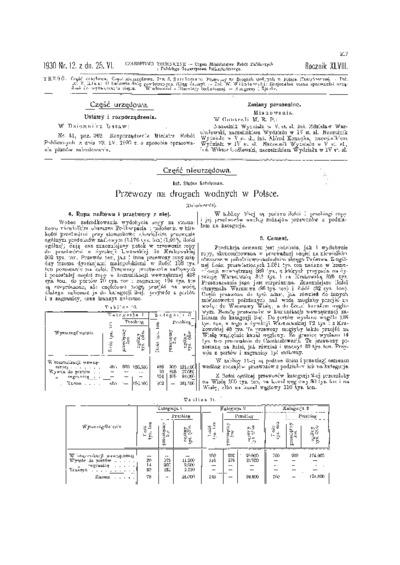 Czasopismo Techniczne 1930 nr 12