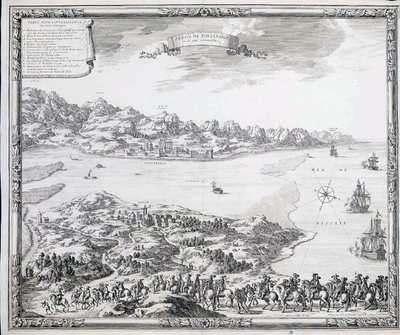 Profil de Fonterabie et du païs circonvoisin [Material gráfico]