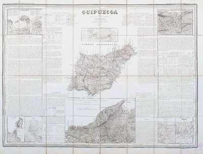 Guipuzcoa [Material cartográfico]
