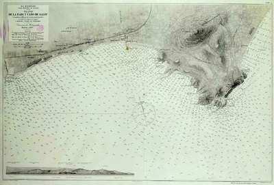 Plano de la Rada y Cabo de Salou. H. 298A [Material cartográfico]