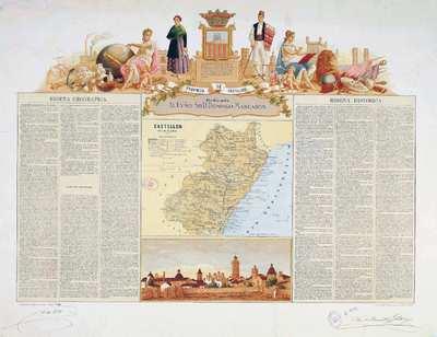 Castellón de la Plana [Material cartográfico]