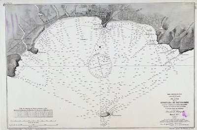 Plano de la ensenada de Benidorm. H. 287A [Material cartográfico]