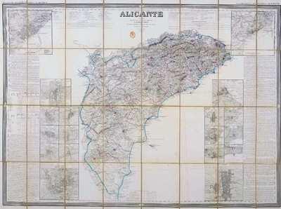 Alicante [Material cartográfico]