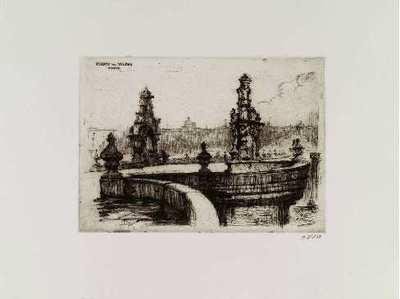 Puente de Toledo [Material gráfico]
