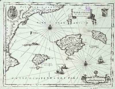Insulae Balearides et Pytiusae [Material cartográfico]