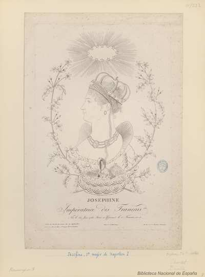 JOSEPHINE Impératrice des Français