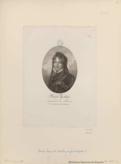 Marie Louise Impératrice des Français