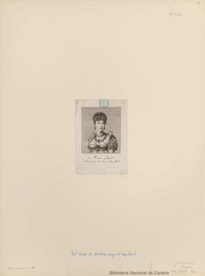 Marie Louise, Impératrice de France, Reine d'Italie