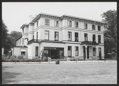 Het hoofdgebouw van Prins Hendrikoord (ook wel  Prins Hendriksoord)
