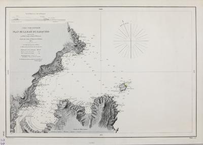 Plan de la Baie de Barquero [Material cartográfico] ]: Côtes Nord d´Espagne