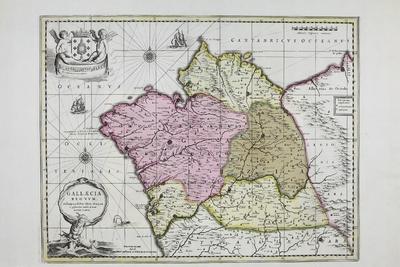 Gallaecia Regnum [Material cartográfico]