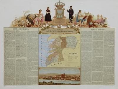 Provincia de Pontevedra [material cartográfico]