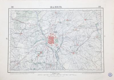 Madrid [Material cartográfico]