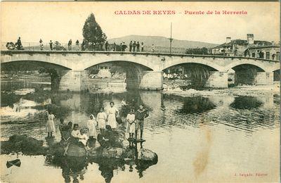 Caldas de Reyes. Puente de La Herrería