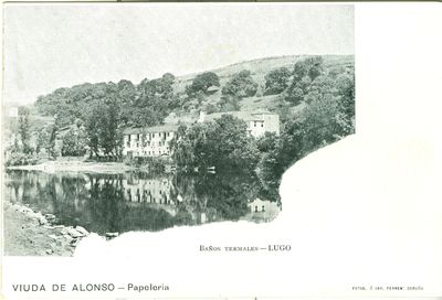 Lugo. Baños termales
