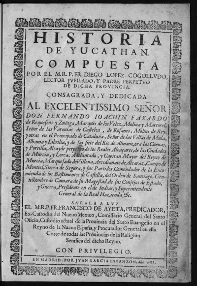 Historia de Yucathàn