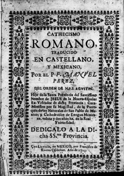 Cathecismo romano