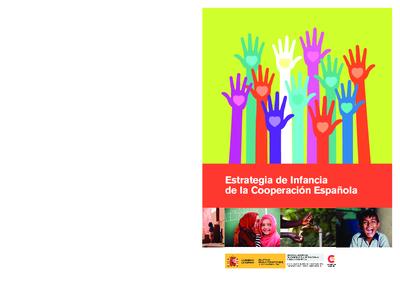 Estrategia de infancia de la cooperación española