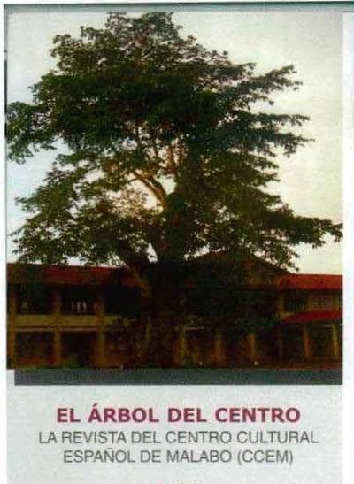 El Árbol del Centro : revista del Centro Cultural Español de Malabo