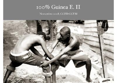 100% Guinea E. II noviembre 2008, CCEB-CCEM