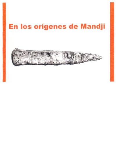 En los orígenes de Mandji : Arqueología de la Isla de Corisco del siglo I al XX después de Cristo