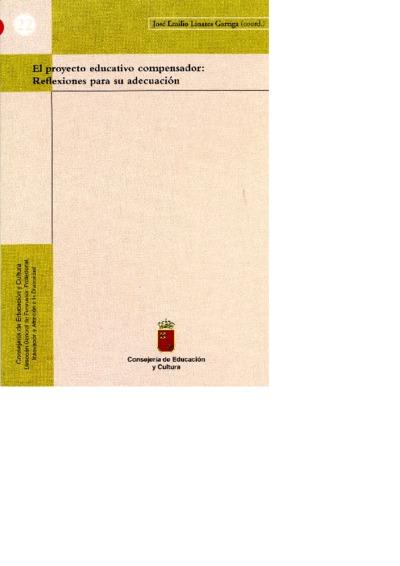 El proyecto educativo compensador [Texto impreso]: reflexiones para su educación