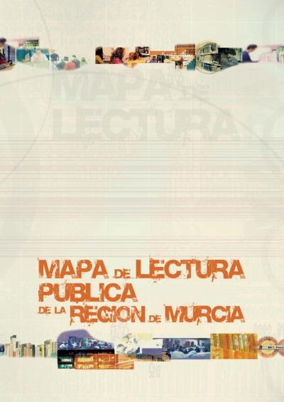 Mapa de lectura pública de la Región de Murcia