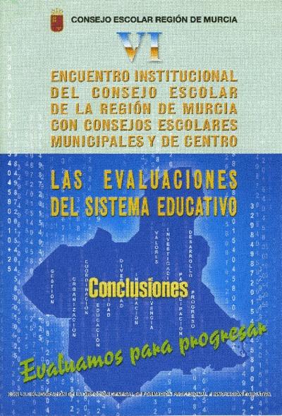 Las evaluaciones del sistema educativo [Recurso electrónico]: conclusiones