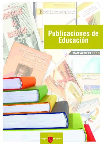 Publicaciones de educación