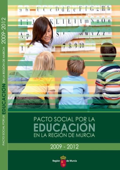 Pacto social por la educación en la Región de Murcia