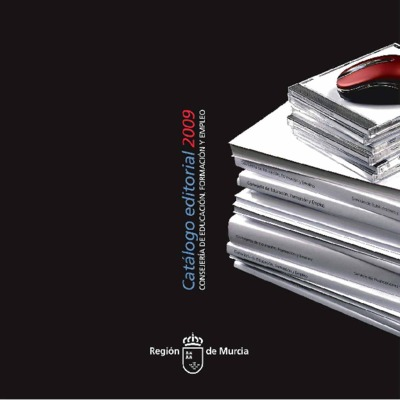 Catálogo editorial : 2009
