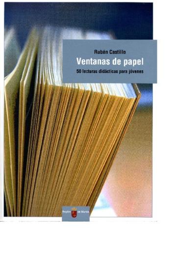 Ventanas de papel : 50 lecturas didácticas para jóvenes