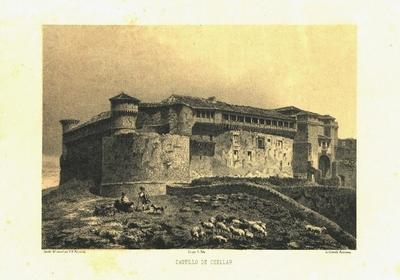 Castillo de Cuéllar [Material gráfico]