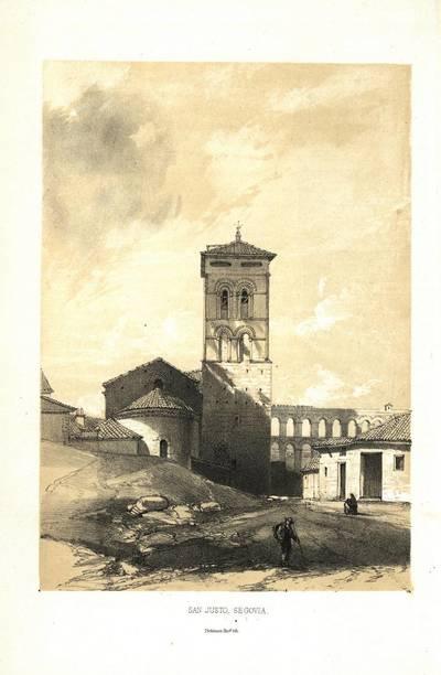 San Justo, Segovia [Material gráfico]