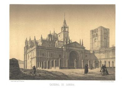 Catedral de Zamora [Material gráfico]