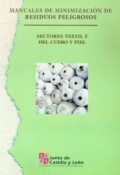 Sectores textil y del cuero y piel.
