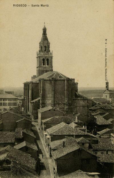 Rioseco [Material gráfico]: Santa María