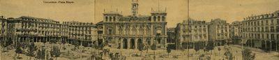 Valladolid [Material gráfico]: Plaza Mayor