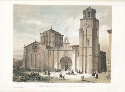 Iglesia Colegial de Toro [Material gráfico] ]= Église Collegiale à Toro