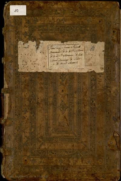 Vita sancti Brendanii [Manuscrito]