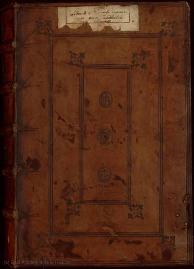 Glaphyrà eis Génesin [Manuscrito]