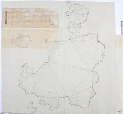 Planes que han servido para averiguar la superficie de las Provincias de España, y de sus Islas adyacentes Provincia de Segovia [Material cartográfico]