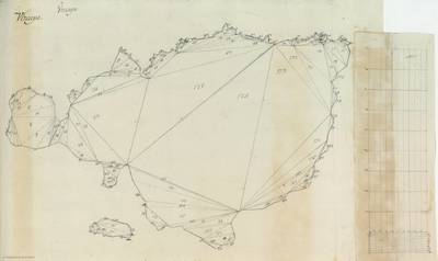 Planes que han servido para averiguar la superficie de las Provincias de España, y de sus Islas adyacentes Señorío de Vizcaya [Material cartográfico]