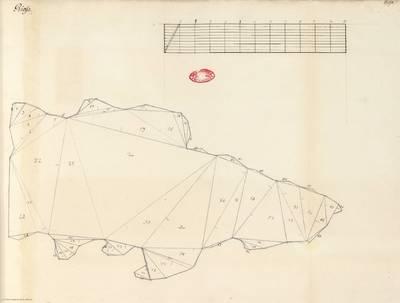 Planes que han servido para averiguar la superficie de las Provincias de España, y de sus Islas adyacentes La Rioja [Material cartográfico]