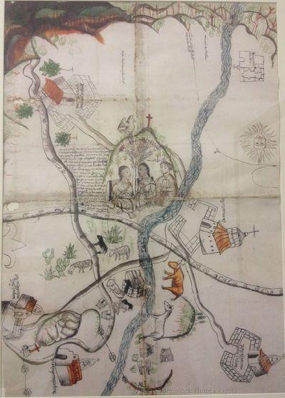 [Mapa de Macuilsuchil y su jurisdicción] [Material cartográfico]