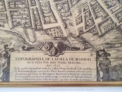 Topographia de la Villa de Madrid [Material cartográfico]