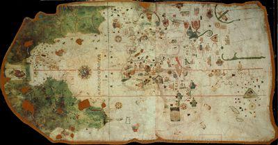 [Carta universal] [Material cartográfico]