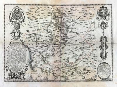 Obispado de Cartaxena Reino de Mvrcia [Material cartográfico]