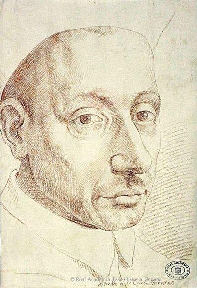 Ritratto di S. Carlo Boromeo [Material gráfico no proyectable]